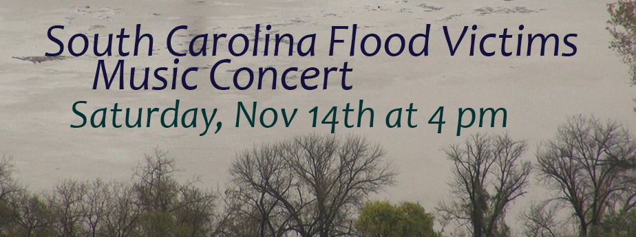 Jackie-Cindy Flood Victim Concert 11-14-15 Website Slide