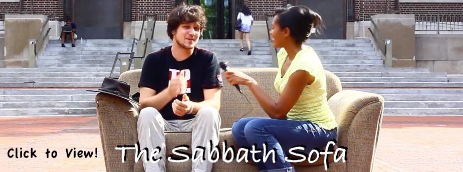 The Sabbath Sofa