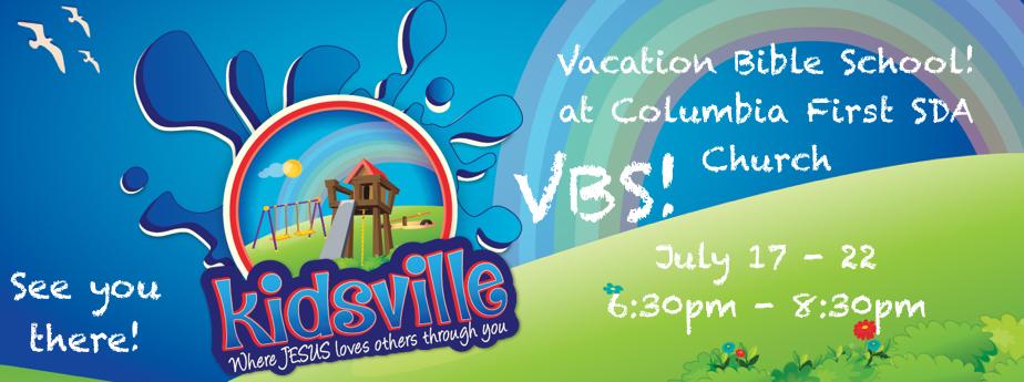 Kidsville VBS 2016