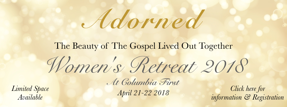 Women's Ministries Retreat 2018