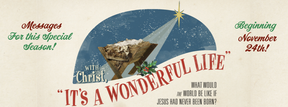 With Christ it's a Wonderful Life